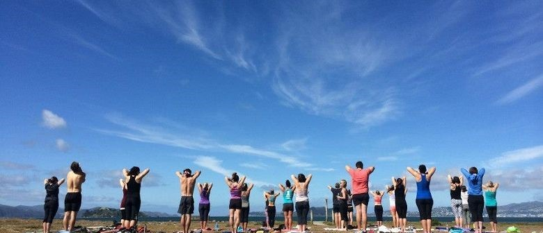 Beach Yoga - Parks Week: SOLD OUT