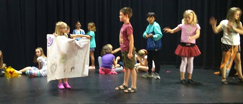 The PumpHouse After-School Drama Programme 7-9 Years