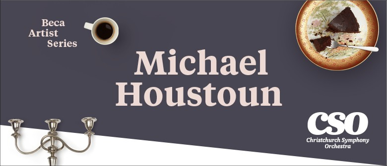 Beca Artist Series: Michael Houstoun