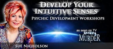 Sue Nicholson Psychic Development Workshop - Level 1