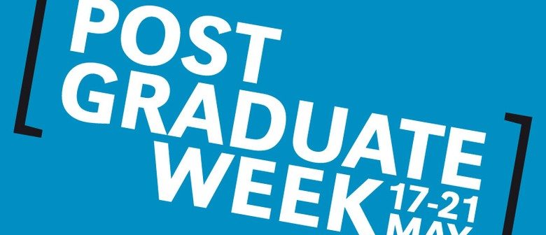 Postgraduate Information Week at The University of Auckland