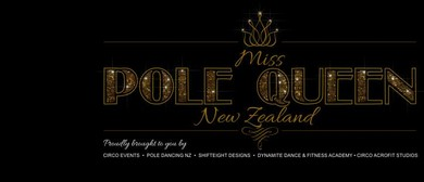 Miss Pole Queen NZ Competition 2017