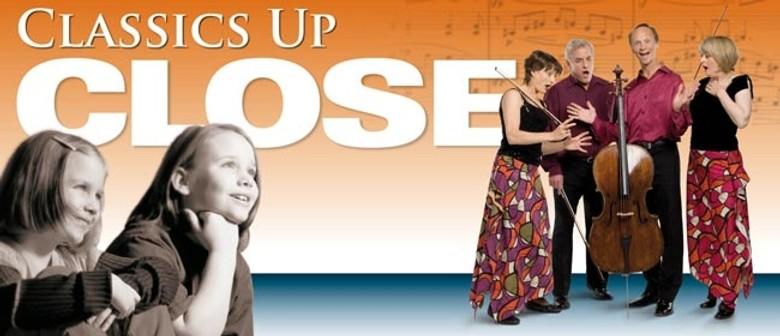 Classics Up Close Family Concert