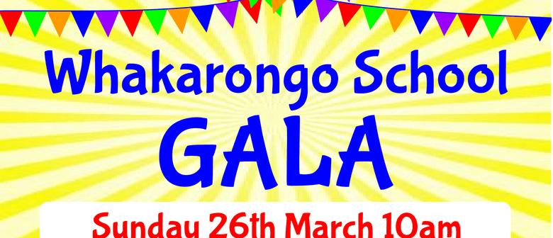 Whakarongo School Gala