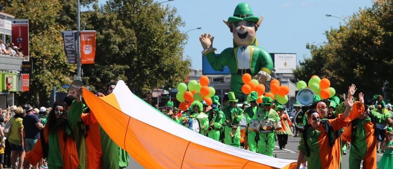 Hugh Green Group St Patrick's Parade 2017