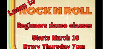 Learn to Rock N Roll - Beginners Classes