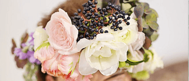 Luxe Flower Crown -  Floral Workshop