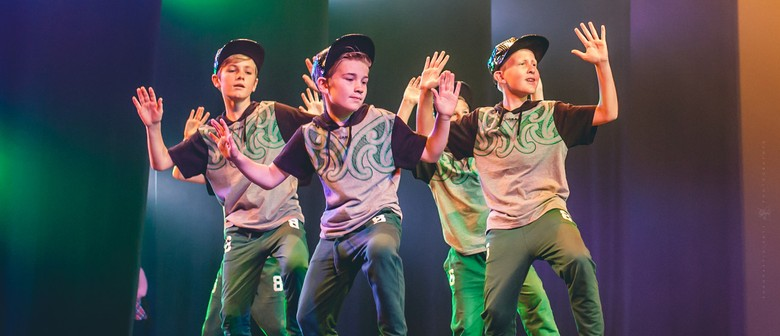 Hip Hop - Boys Only (Ages 8-12)