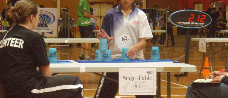 NZ National Sport Stacking Championships 2010