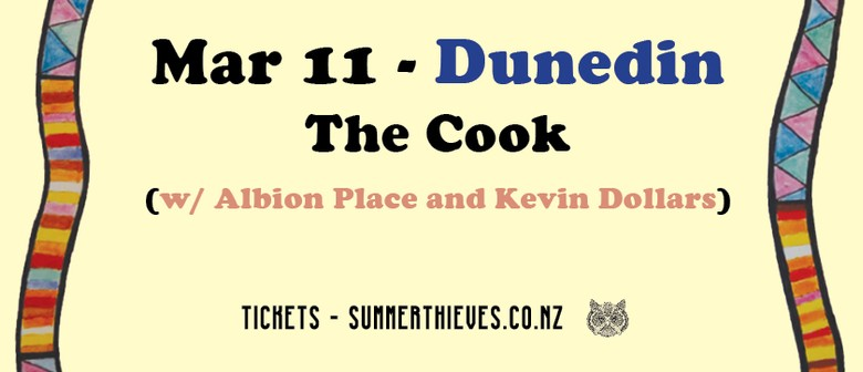 Summer Thieves with Albion Place and Kevin Dollars