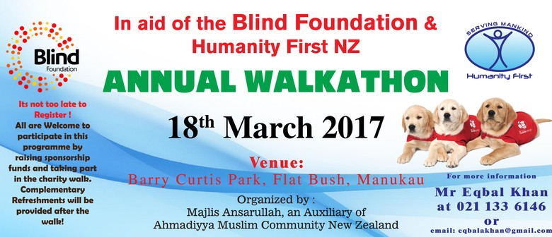 Annual Walkathon