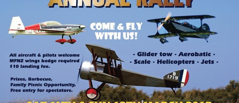 Kapiti Aeromodellers Airshow