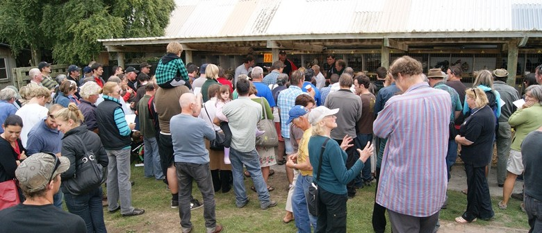 Canterbury Rare Breeds Auction and Heritage Lifestyle Day