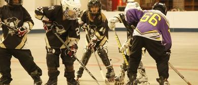 Inline Hockey - U10, U12 & Junior Beginners