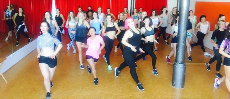 Open Dance Class Week