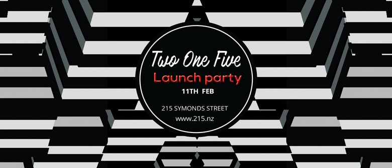 Two One Five Launch Party