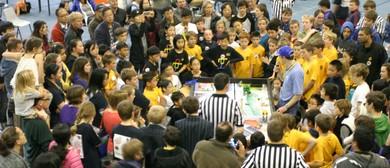 Kiwi First New Zealand - First Lego League Championship