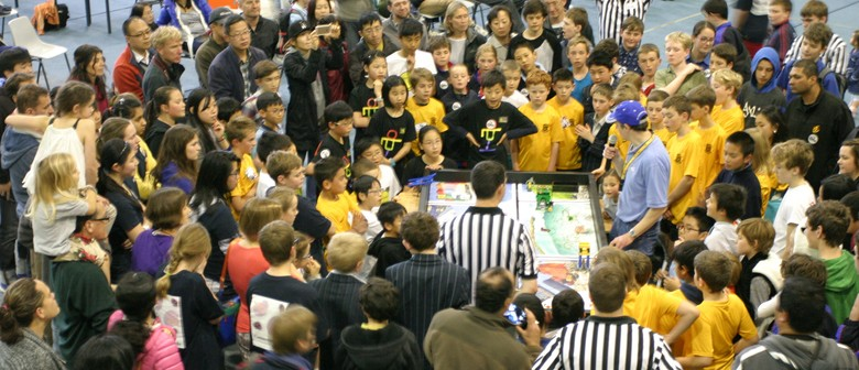 Kiwi First New Zealand - First Lego League Championship