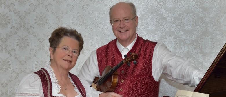 Susanne Reichl (Piano & Bernhard Weis (Violin)