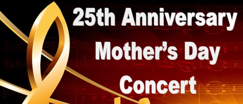 Whangarei District Brass 25th Mother's Day Concert