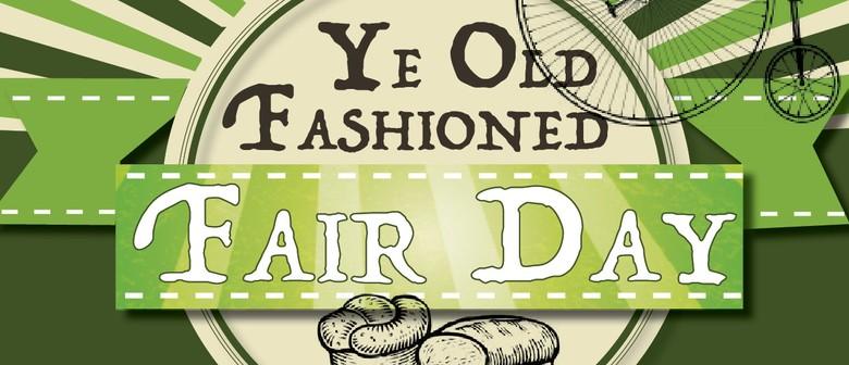 Ye Old Fashioned Fair Day