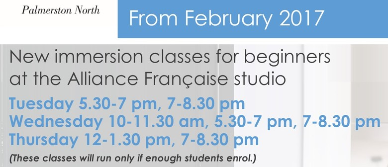 French New Beginner Classes