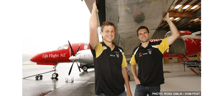 Air NZ Presents: Go The All Whites!