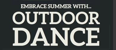 Outdoor Contemporary Dance Classes