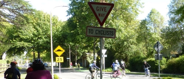 Slow Ride for New Adult Cyclists - Go Cycle Christchurch