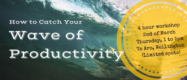 How to Catch Your Wave of Productivity in 2017