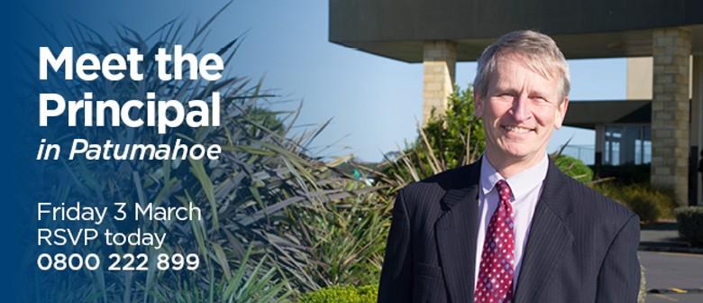 Meet the Principal In Patumahoe