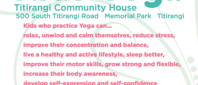 Kids Yoga Ages 6 - 11 Years