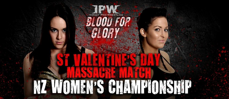 IPW Blood for Glory