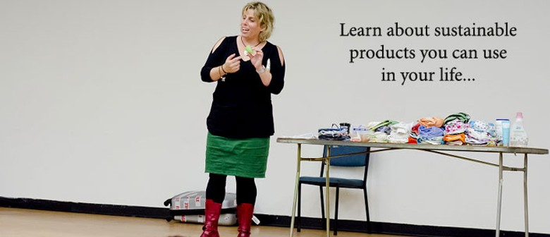 Waste Free Parenting Community Workshop