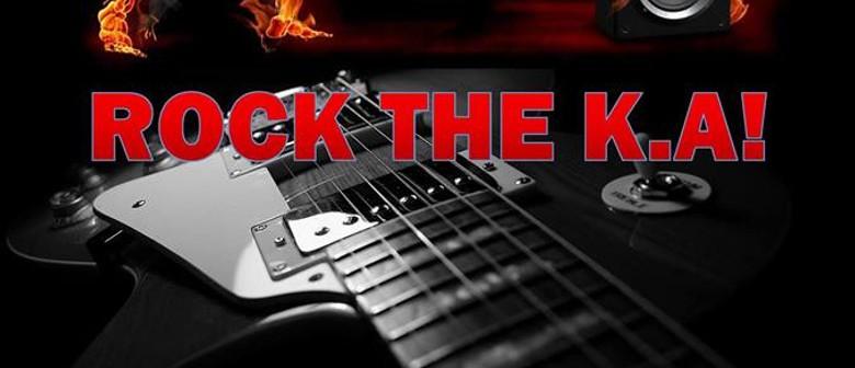 Rock The KA