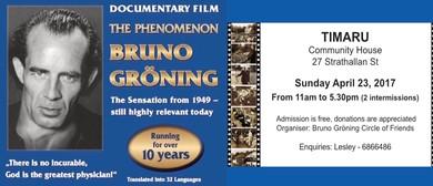 Documentary Film - The Phenomenon Bruno Groening