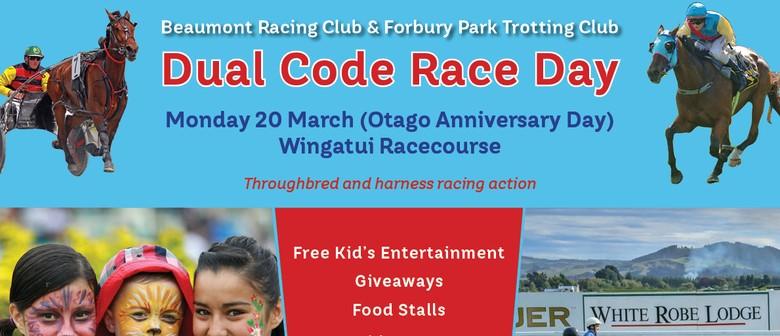 Dual Code Race Day