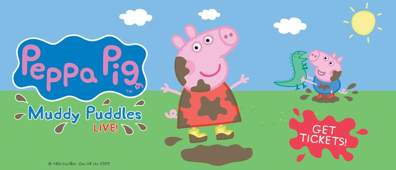 Peppa Pig Muddy Puddles Live New Plymouth Eventfinda