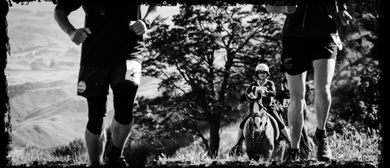 The Great Pukeokahu Man vs Horse Race