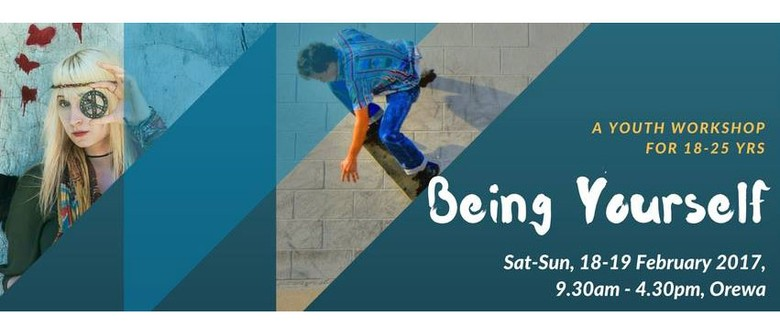 Being Yourself - A Two-day Youth Workshop for 18-25 Years