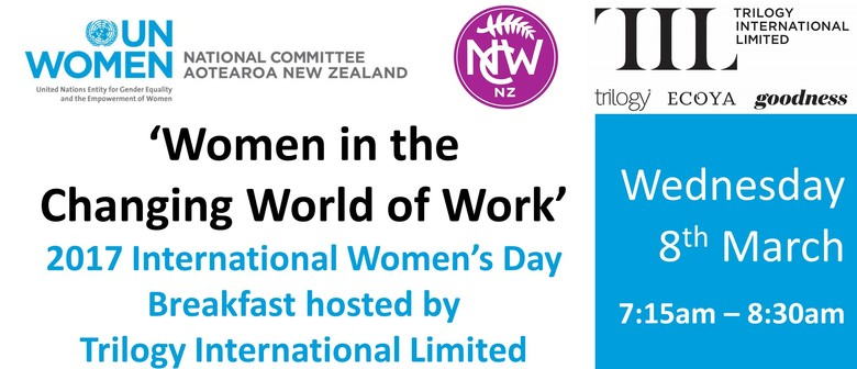 UN Women & NCW International Women's Day Breakfast