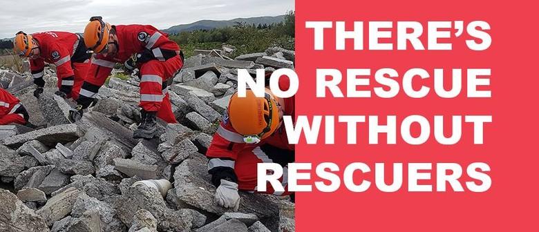 Rescue Emergency Support Team (REST) Recruitment Open Night
