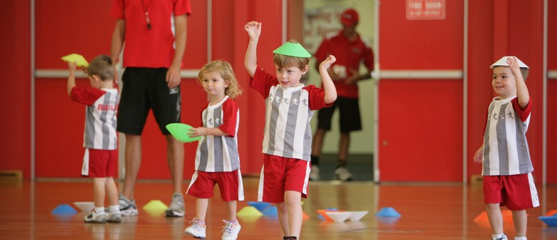 Little Kickers - Preschool Soccer 2-5 Year Olds