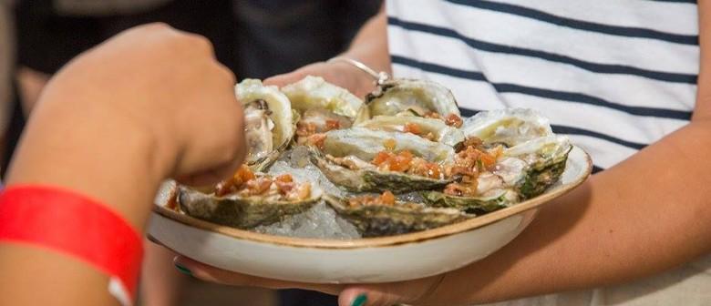 Bluff Oyster Banquet