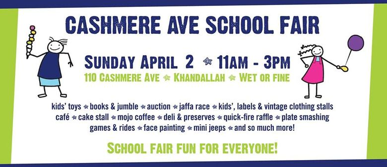 Cashmere Avenue School Fair