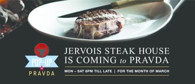 Jervois Steak House Pop-Up