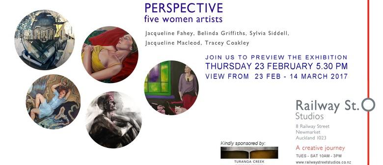 Perspective - Five Women Artists