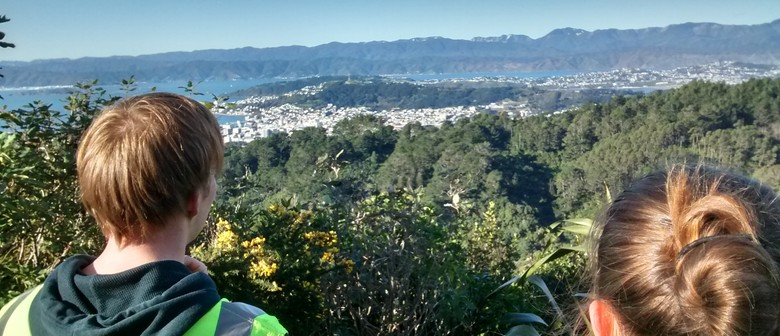 A Forest At the Heart of Wellington Tour & Talk – Parks Week