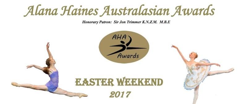 Alana Haines Australasian Awards