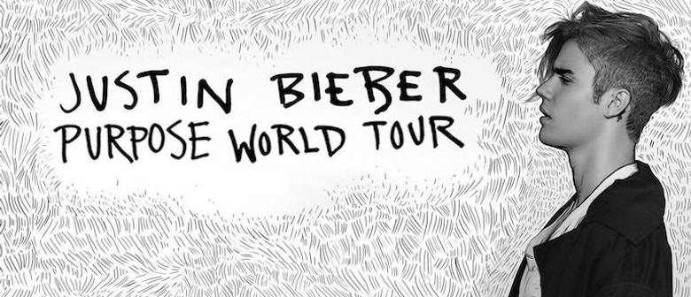 Justin Bieber – The Purpose World Tour